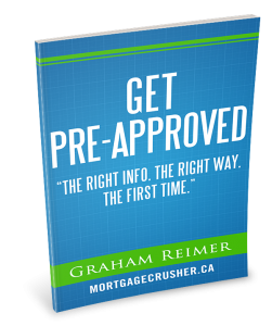 Get Pre-Approved For A Mortgage eBook