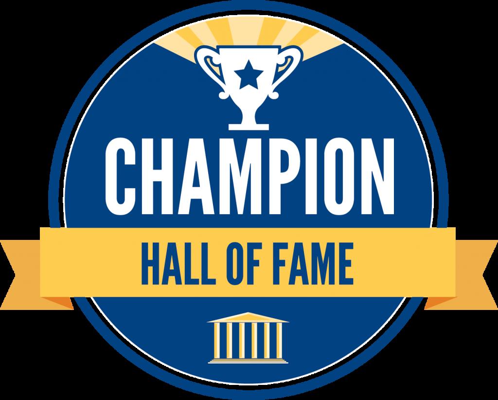 Award Hofchampion En